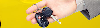 Car key and car key remote